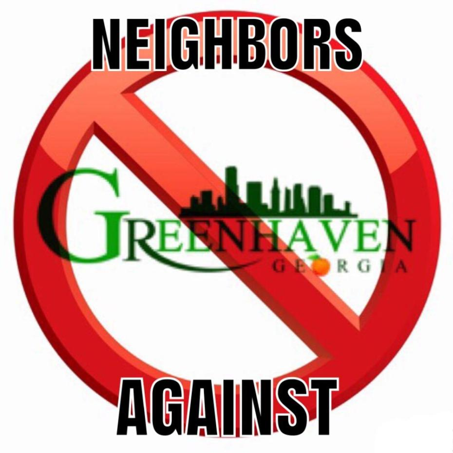Neighbors Against Greenhaven Dr Kathryn Rice