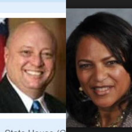 Republican Ed Rynder, Albany and Greenhaven Kathryn Rice