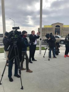 Greenhaven & Vista Grove Lobbyist Brad Carver March 4, 2019