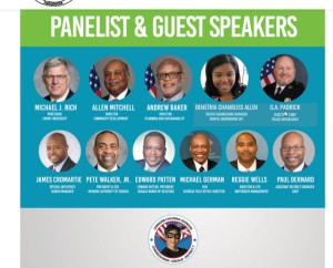 Commissioner Lorraine Cochran-Johnson Aug 31, 2019 The Future of DeKalb Meeting